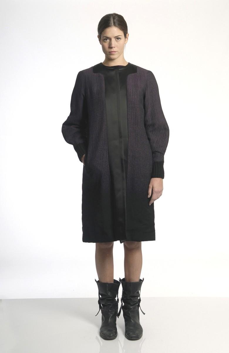Sergei Grinko wool coat