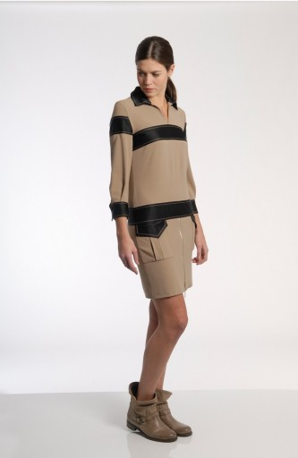 Sergei Grinko Dress - zip