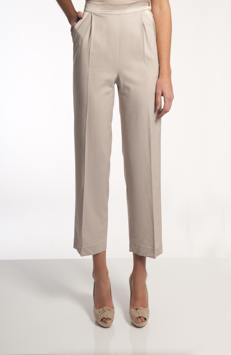 Sergei Grinko Trousers - 3/4 length
