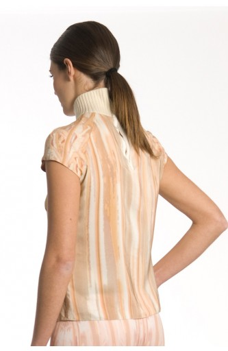 Sergei Grinko silk top