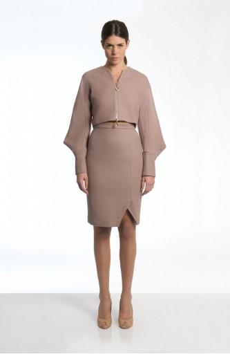 Sergei Grinko A-line skirt