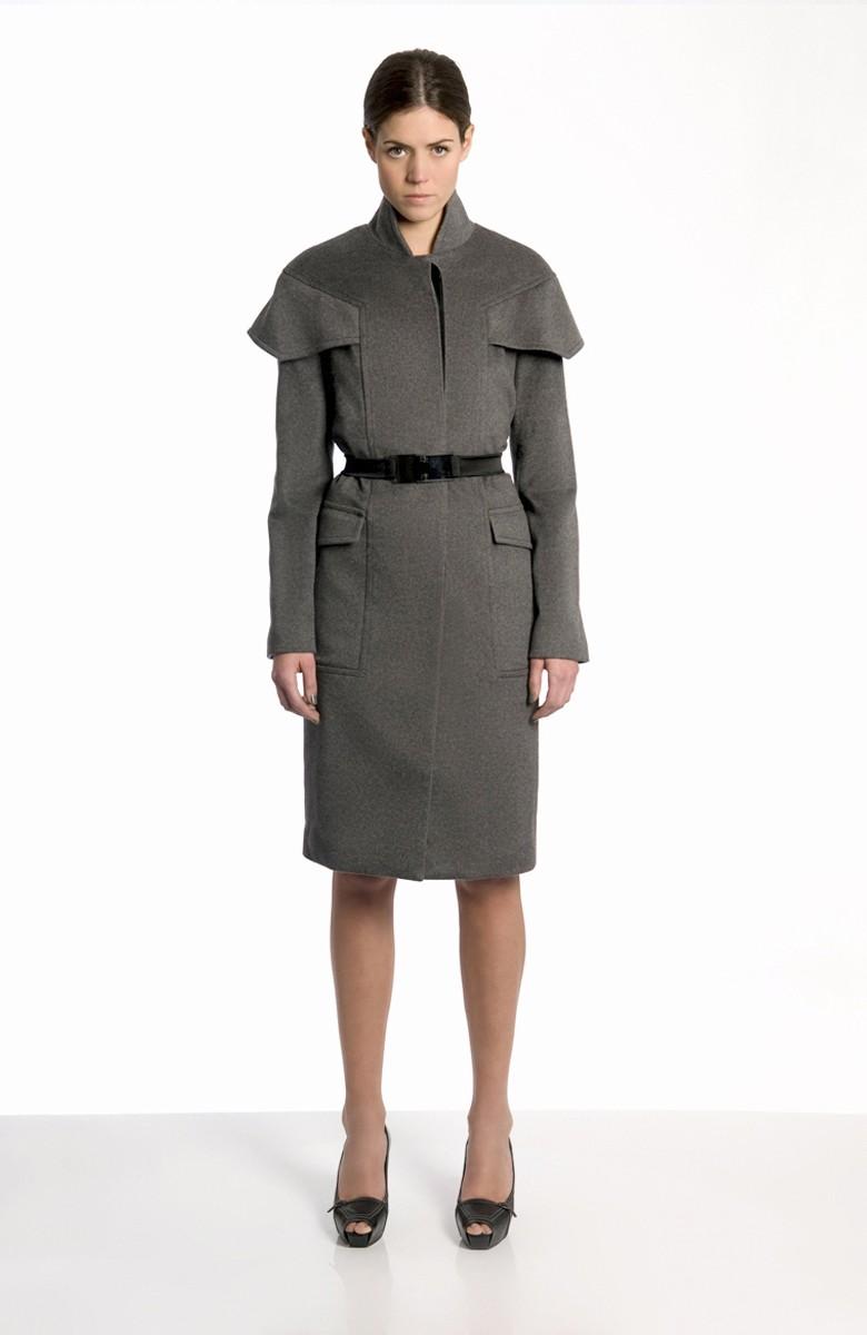 Sergei Grinko wool coat - Military