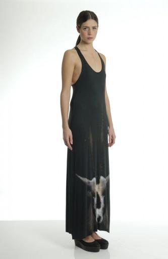 LMDC - long animal dress