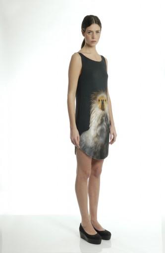 LMDC - short animal dress