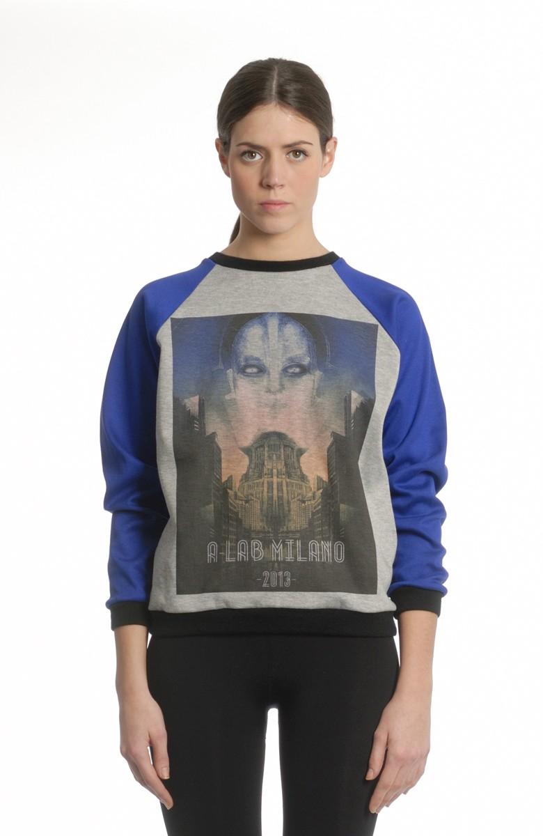 A-LAB - Metropolis sweatshirt