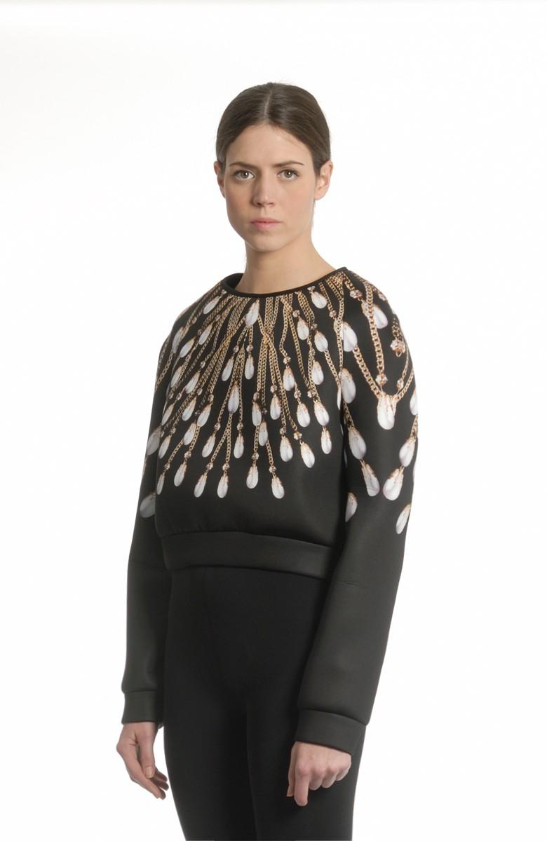 Tothem - Printed sweatshirt