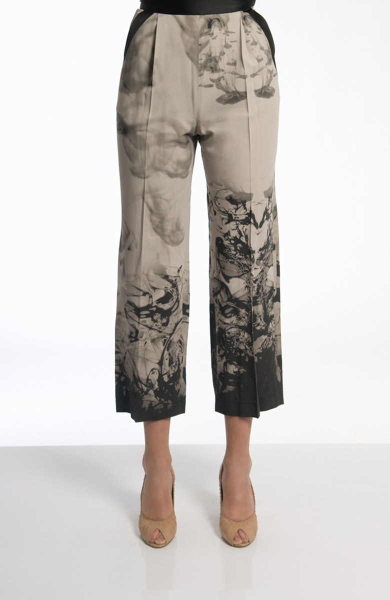 Sergei Grinko Trousers - Pattern 3/4 length