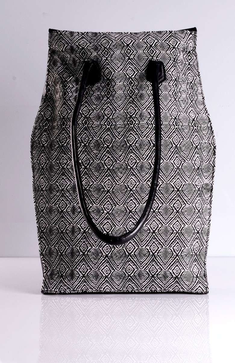 Teresa Georgallis - Diamonds big bag