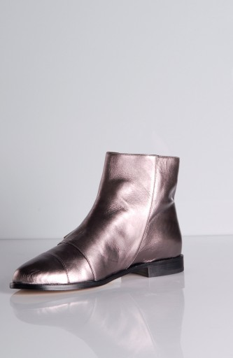 Trenta7 Ankle boots - metal