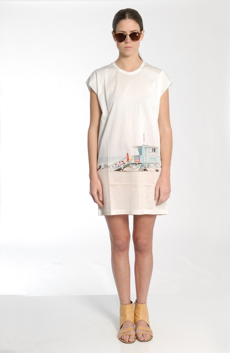 MARIOS - Sleeveless dress